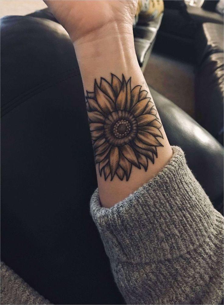 Pin by zeeee🦕 on ink ) in 2020 Tattoos, Sunflower