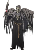 Angel of Death Costume   Scary Costumes   HalloweenMart $59.99