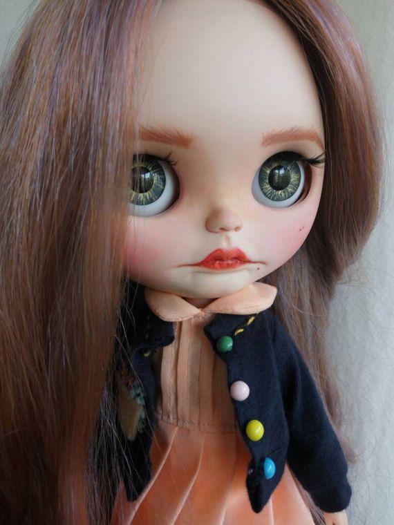 Benutzerdefinierte Blythe Puppe Valentine von BubaByIllay auf Etsy