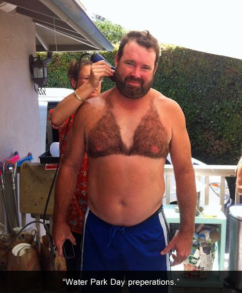 Bearkini Carrie Pinterest Sexy The Only