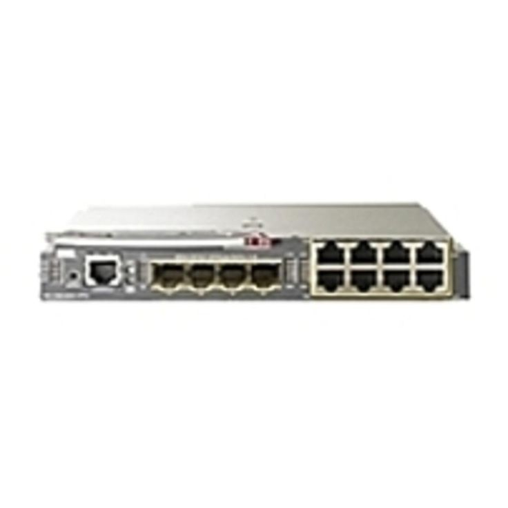 HP Cisco Catalyst 410916-B21 3020 8-Ports Multi-Layer Blade Switch