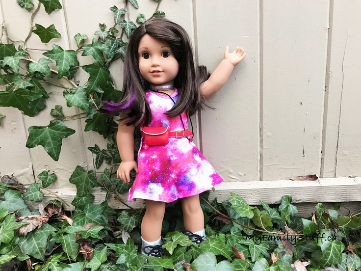 Introducing Luciana Vega this year's GOTY by American Girl Brand. Learn more about Luci now.