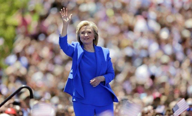 Hillary To Pick Sanders As Vice-President? Beware Of The Atiku Factor O, Madam