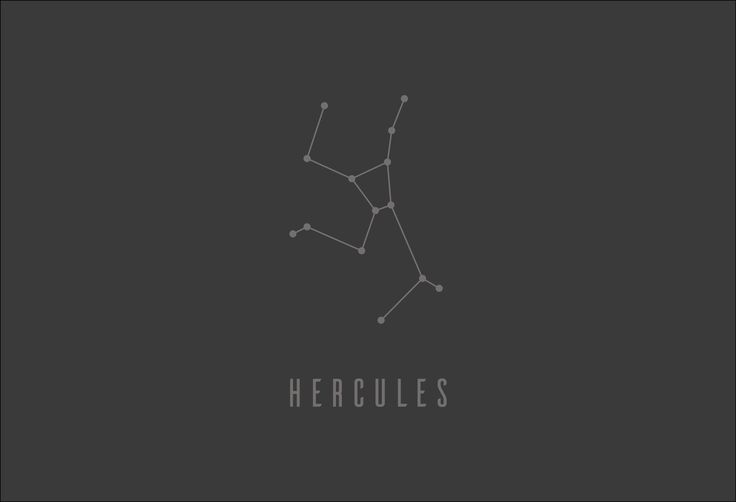 Hercules - constellation
