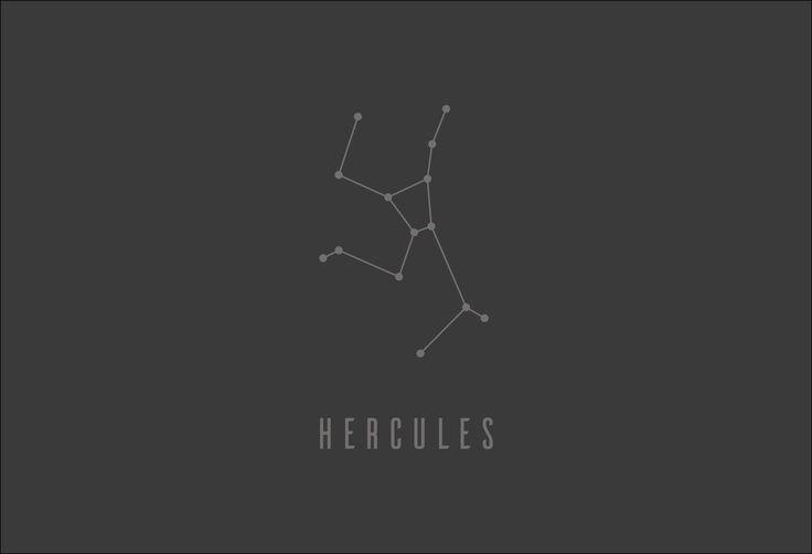 Hercules - constellation