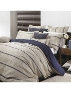 Bennett Queen Bed Quilt Cover Set | David Jones