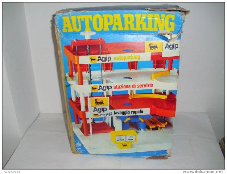 AUTOPARKING  AGIP