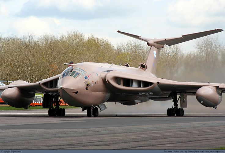 Handley Page Victor Bomber