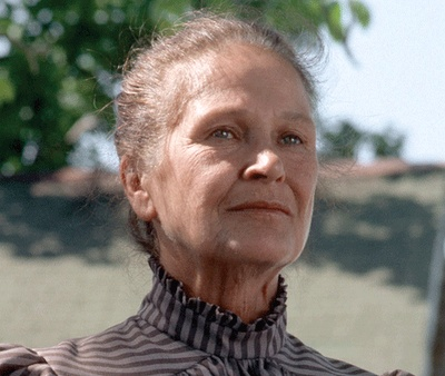 Marilla Cuthbert played by great actress Colleen Dewhurst who died in 1991