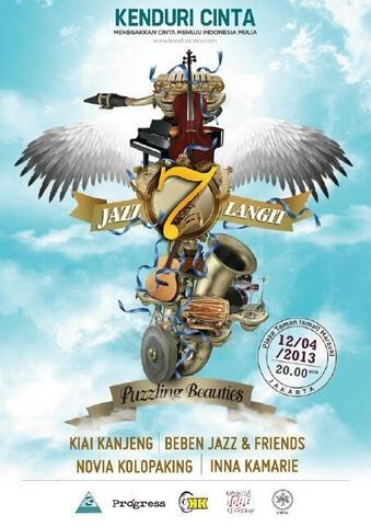Jazz 7 Langit | 12 April 2013, 20:00 WIB, Plaza TIM Jakarta