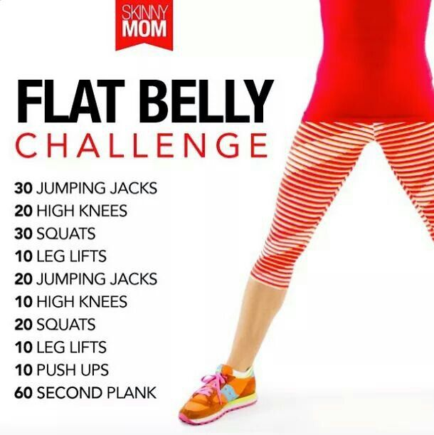 #flatbelly #fitchallenge