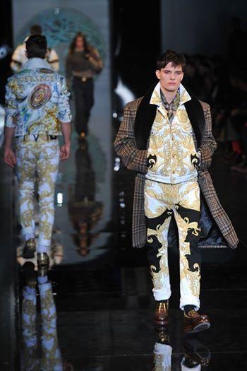 baroque inspired fashion men - photo #36