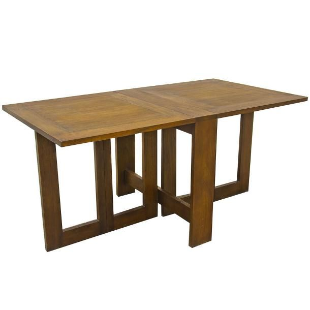 Picture Showing Extending Dining Table 165 X 90