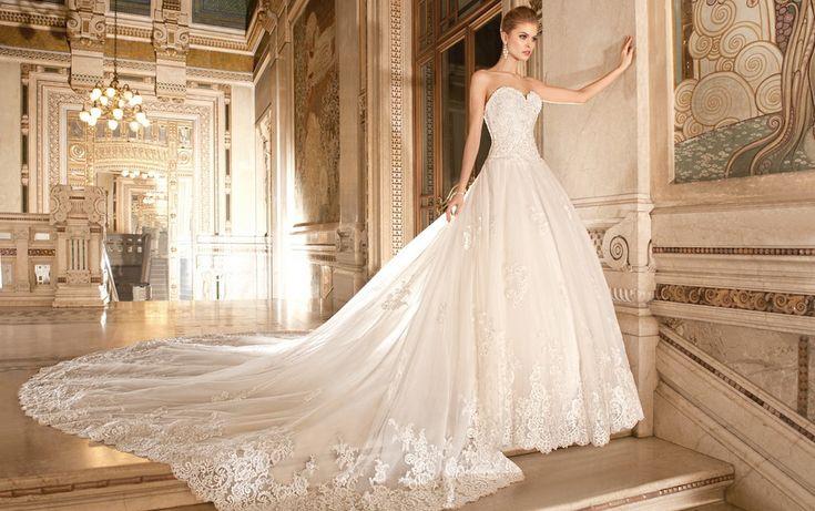 4330 - Robe de mariée DEMETRIOS 2016