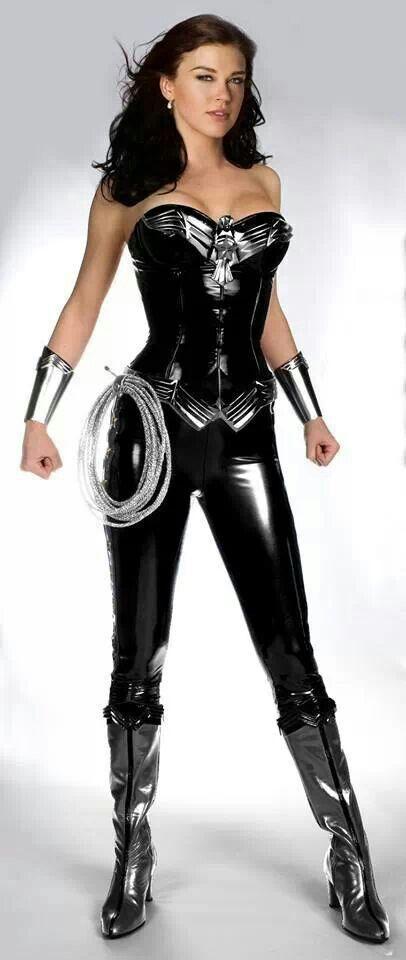 Wonder Woman Costume Black