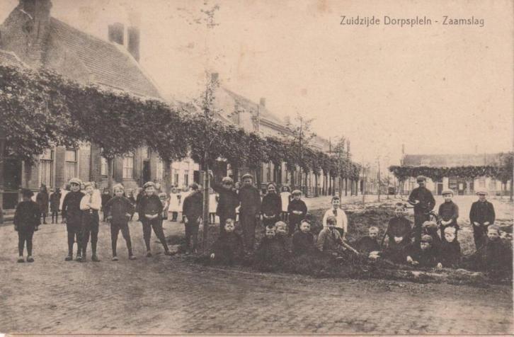 Zuidzijde   Dorpsplein   Zaamslag