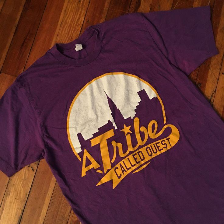 Tribe Called Quest Retro T-Shirt Medium .