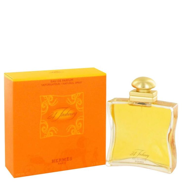 24 Faubourg Perfume by Hermes Eau De Parfum Spray for Women