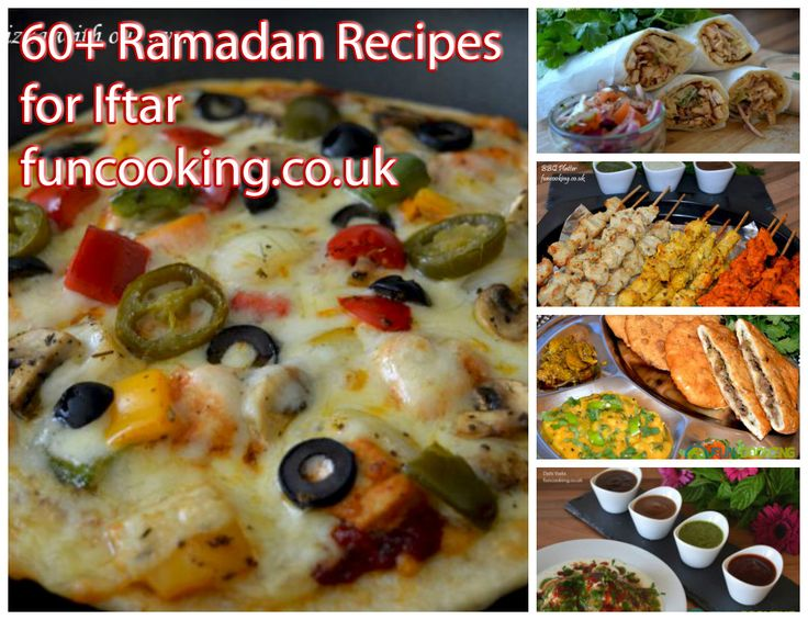 Facebook Pinterest Hello  . Here I am sharing Ramadan recipes for Iftar .I will share different styles of Iftar recipes  These recipes are easy to make and really nourishing and healthy. 1 . Bhigare Dahi Baray ( click here for recipe)  2. Afghani Chops (click here for recipe) 3. Square Pizza (click here for Read more