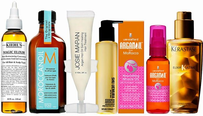 3 ways of using hair oils
