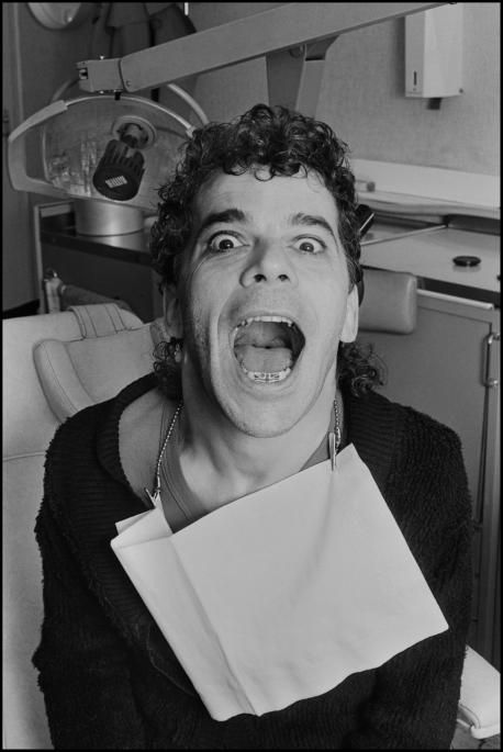 "Ian Robins Dury (12 May 1942 – 27 March 2000) was an English rock and roll singer-songwriter, bandleader, artist, and actor who initially rose to fame during the late 1970s, during the punk and new wave era of rock music. He is best known as the lead singer of the British band Ian Dury and the Blockheads. ""Hit me with your rhythm stick"""