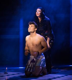 THEATRE REVIEW: Joe McElderry is Joseph in the return of Lloyd-Webber's musical to Bradford... http://www.on-magazine.co.uk/arts/yorkshire-theatre/joseph-amazing-dreamcoat-review-bradford-alhambra-2017/