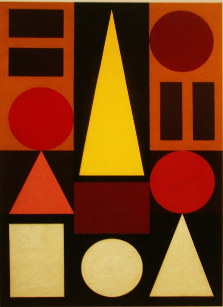 17 best images about auguste herbin on pinterest auction for Auguste herbin