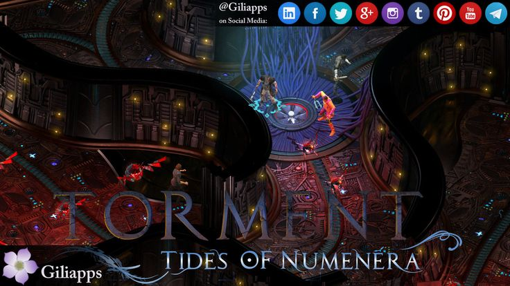 Torment: Tides of Numenera is an upcoming role-playing video game developed   by inXile Entertainment and published by Techland Publishing for Microsoft   Windows, OS X, Linux, Xbox One and PlayStation 4.