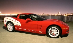 Want to Win a 2013 Corvette From Hawk Performance?