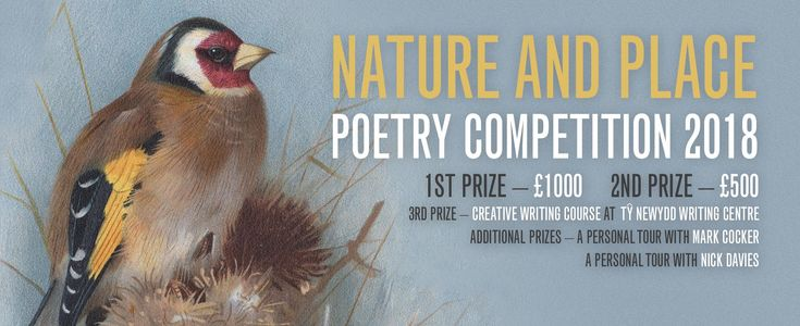 NATURE AND PLACE POETRY COMPETITION 2018 | The Rialto - the poetry magazine to read