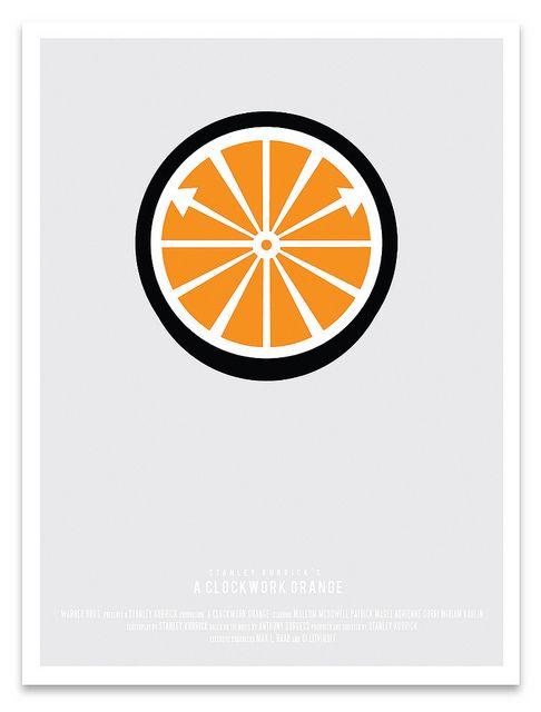 clockwork orange minimalist 1920x1200 - photo #28