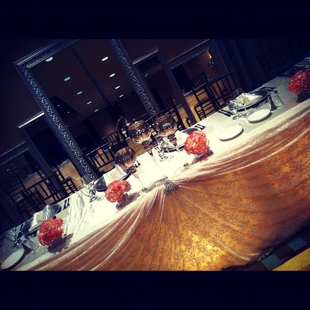 Lace head table #wedding #weddingplanner  #weddingplanning #weddingdecor #decor #bride #headtable #followme
