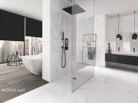Die besten 25+ weisser Marmor Ideen auf Pinterest iPhone - badezimmer grau wei