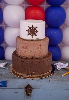 Torta Pirata dolci & cake design - Benvenuti su windroseevents!