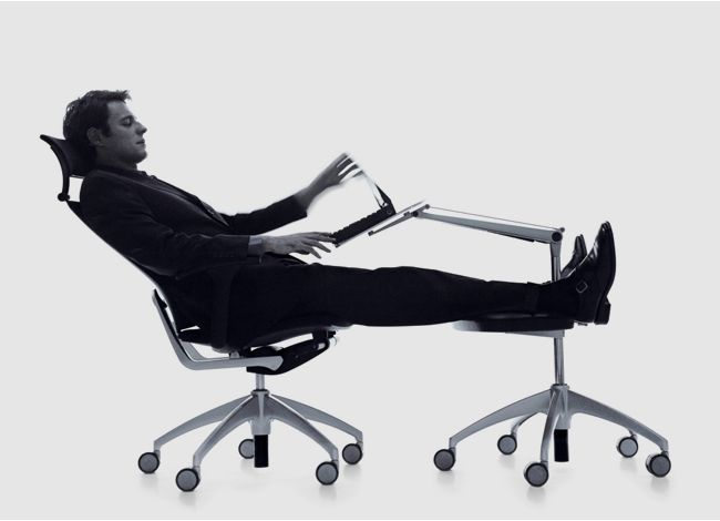 Working in Style... Open up work assistant by Sedus. http://www.ecf.com.au/ecf-product/open-up-work-assistant