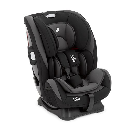 As the ultimate transporter, the Every Stage car seat makes growing up easy from birth to 12 years old, growing every which way for every which stage
