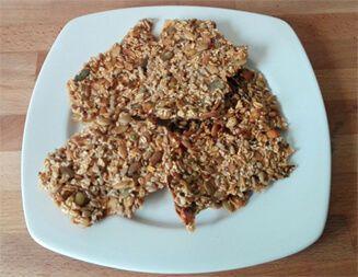 Zabpelyhes-magos kenyérhelyettesítő recept