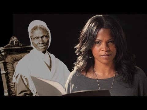 "Nia Long reads Sojourner Truth's ""Ain't I A Woman"" speech: Women Must Vote!"