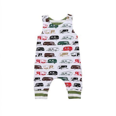 56f21c2f6db Pudcoco 2017 Cute Newborn Kids Baby Infant Romper Sleeveless Anime Car Cotton  Clothes Set Novelty Outfits 0-24M