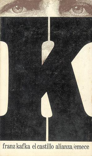 Daniel Gil (1930 - 2000) Kafka paperback