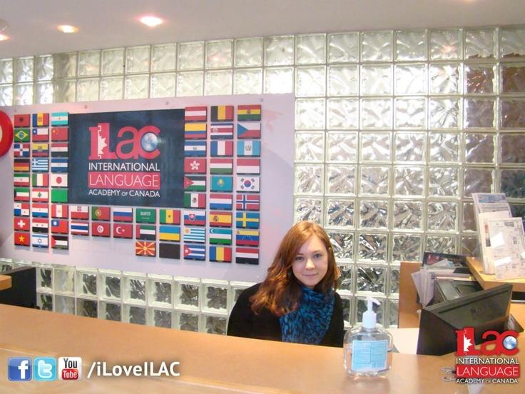Bienvenidos!  ILAC-Toronto