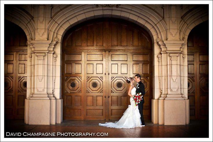 Most beautiful bride ever...Balboa Park...David Champagne Photographer