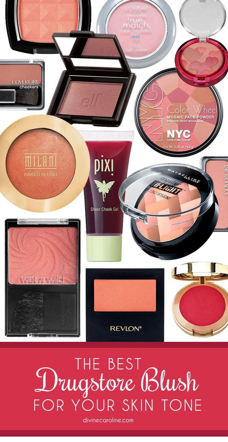The secret to finding the perfect blush for you is selecting one that enhances your skin's natural flush. #Blush #Makeup