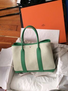 Herm¨¨s Garden Party 36 Tote Bag | Garden Parties, Hermes and Tote Bags