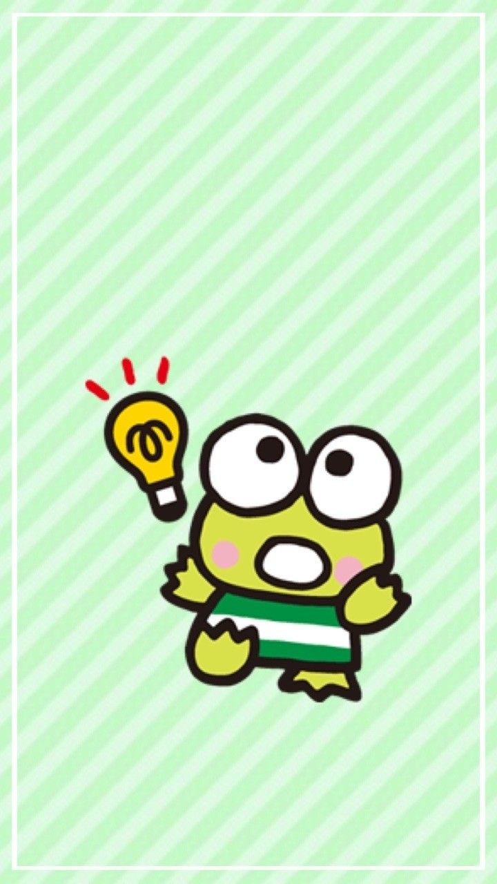 Pin By Lilly Champagne On Misc Wallpaper Sanrio Wallpaper Keroppi Wallpaper Kawaii Cute Wallpapers