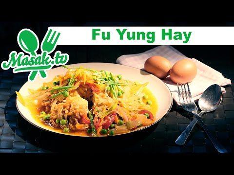 Indonesische Recepten: Foe Yong Hai met garnalen