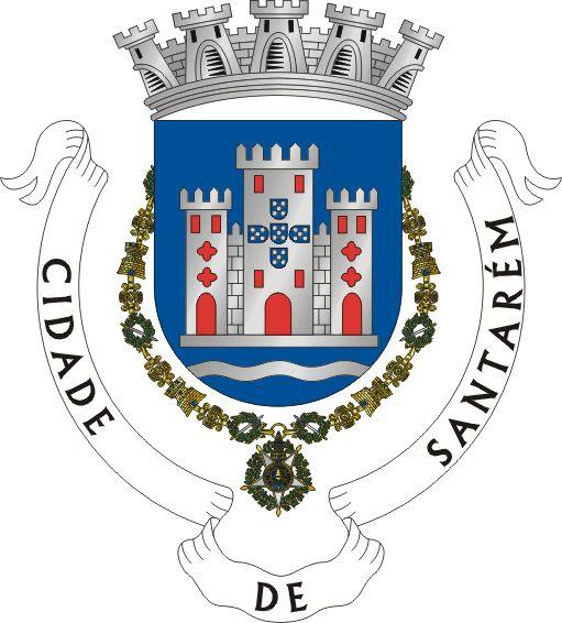 Brasão de Santarém