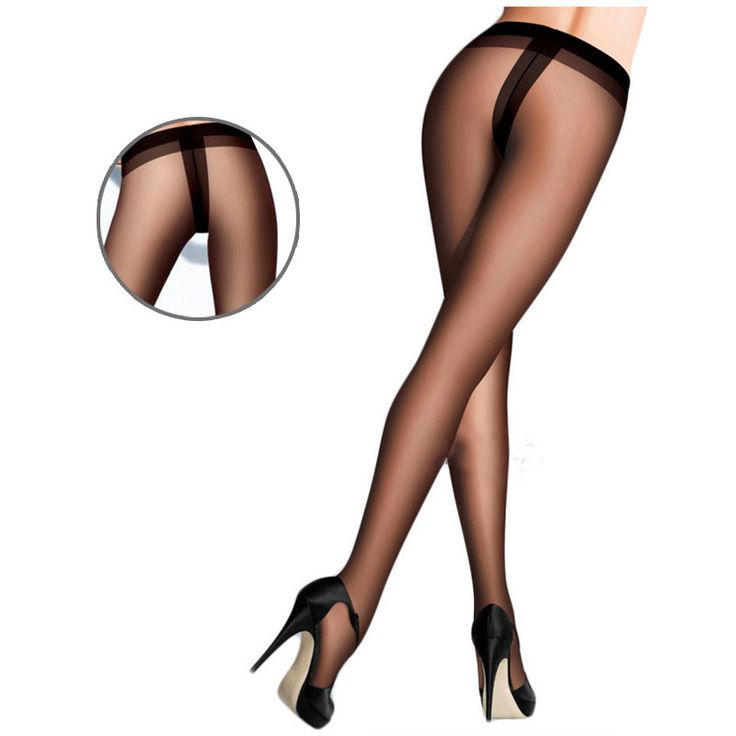 Wild Sexy Stockings Black Hollow Out Pantyhose Open Crotch Tights Pantyhose Nylon Stockings Sexy Tights Women Collant crotchless