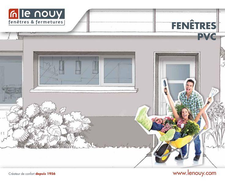 25 best ideas about fen tres pvc on pinterest fenetre for Catalogue fenetre pvc