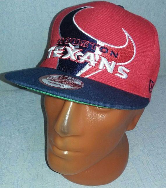 NFL Houston Texans  Basketball Cap Adjustable Snapback Hat